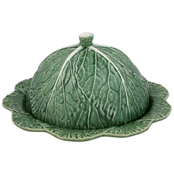 Cabbage Ware Cheese Dome
