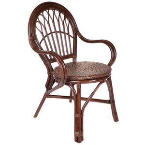 Rattan Cafe Style Chair