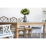 Byron Old Wood Dining Table