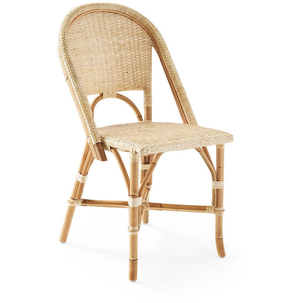 Natural Woven Willow Chairs