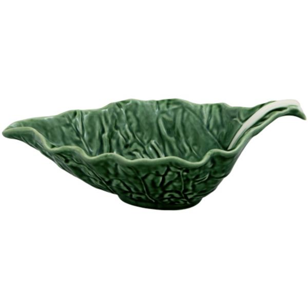 Cabbage Ware Gravy Sauce Boat