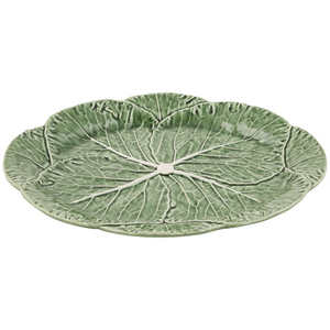 Medium and Large Cabbage Ware Platter