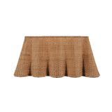 Skirted Cane Table
