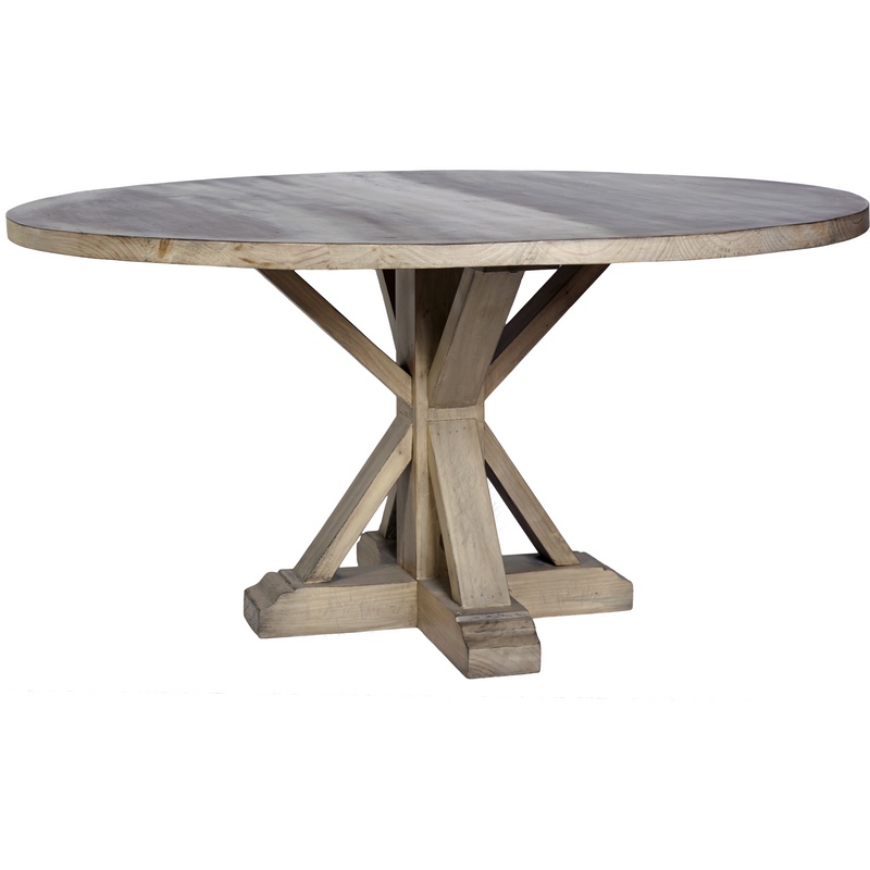 Maine Pedestal Dining Table