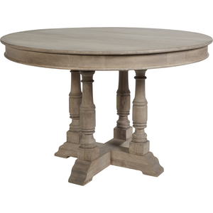 Maine Round Dining Table
