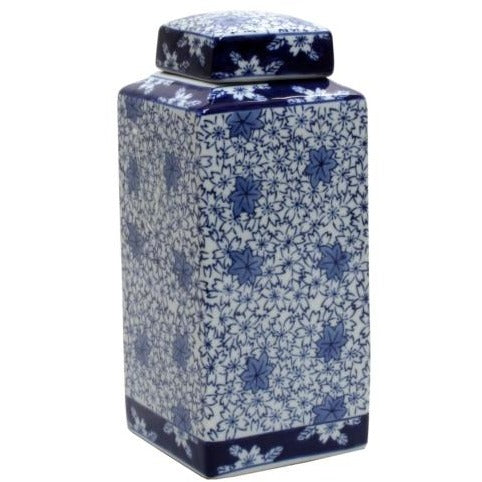 Blue and White Ming Jar