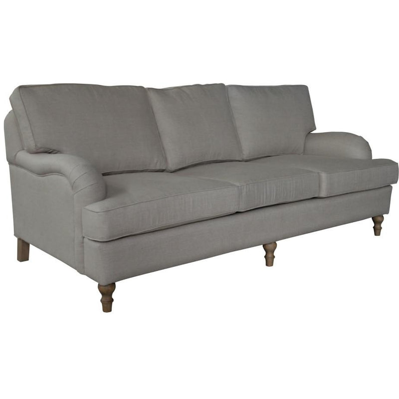English Roll Arm Upholstered Sofa