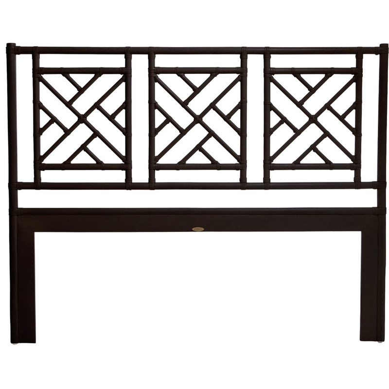 Chippendale Queen Bed Head
