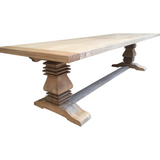 Newport Trestle Table