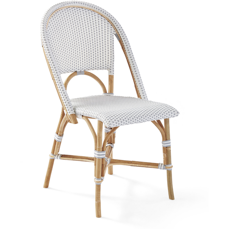 Synthetic Woven Willow Chair