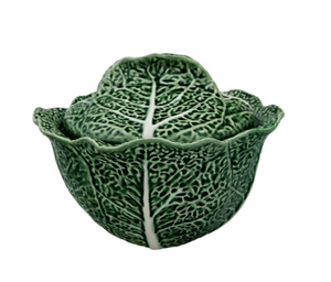 2L Cabbage Ware Tureen