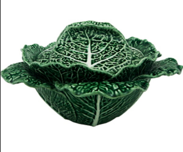 3L Cabbage Ware Tureen