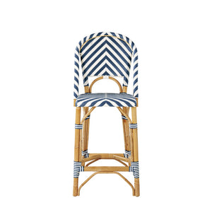 Willow Chevron Counter Stool
