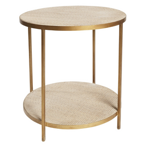 Manhattan Round Side Table
