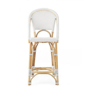 Willow Woven Counter Stool