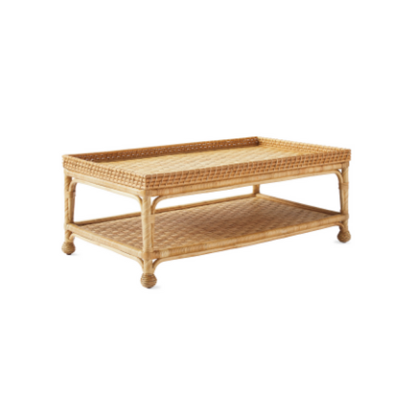 Pacific Woven Coffee Table