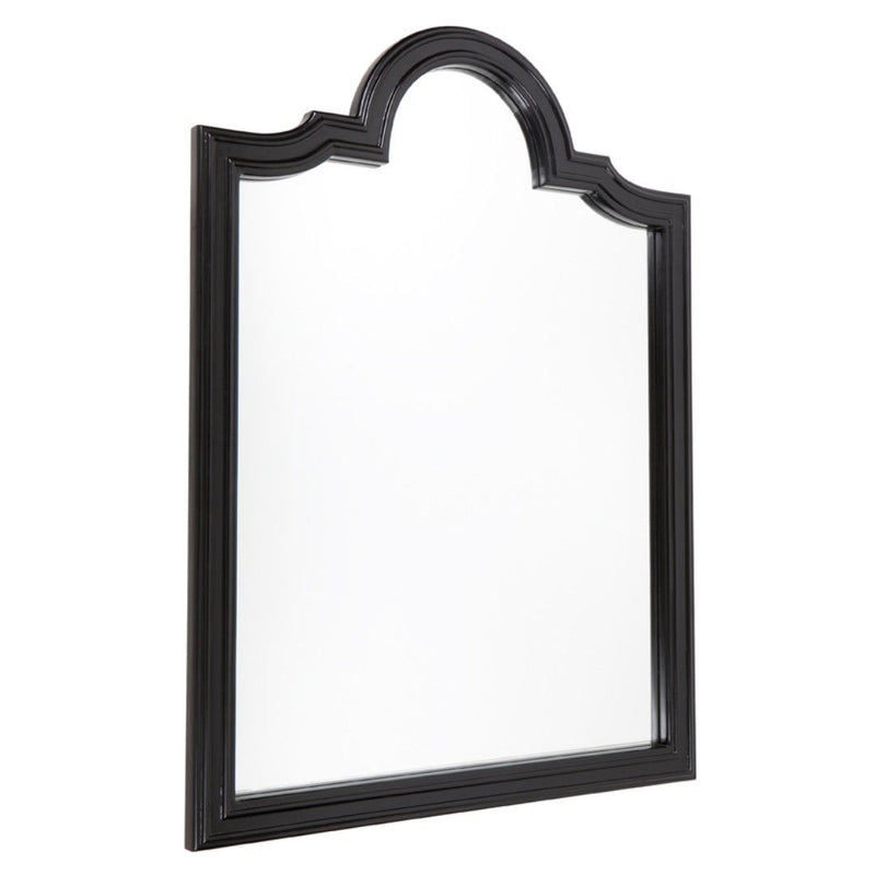 Rosemont Floor Mirror - Black