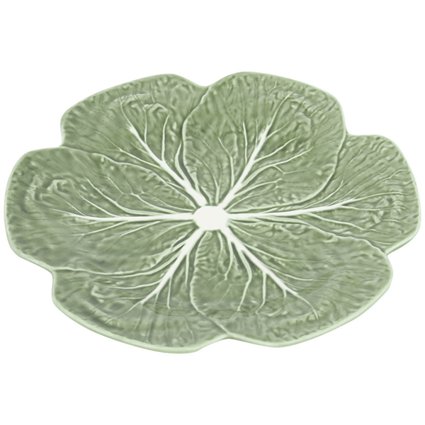 Cabbage Ware Dinner Plate