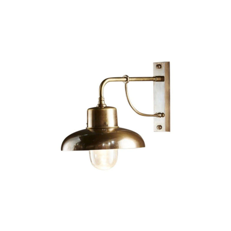 Bridgewater Outdoor Wall Lamp
