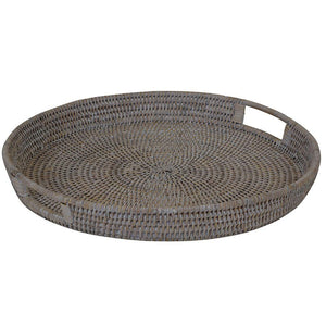 Verandah Tray Round Small
