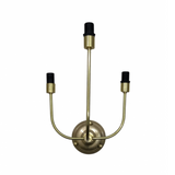 Trilogy 3 Arms Wall Lamp Base