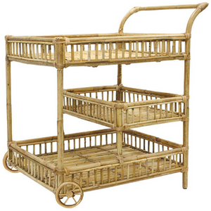 Palm Beach Bar Cart