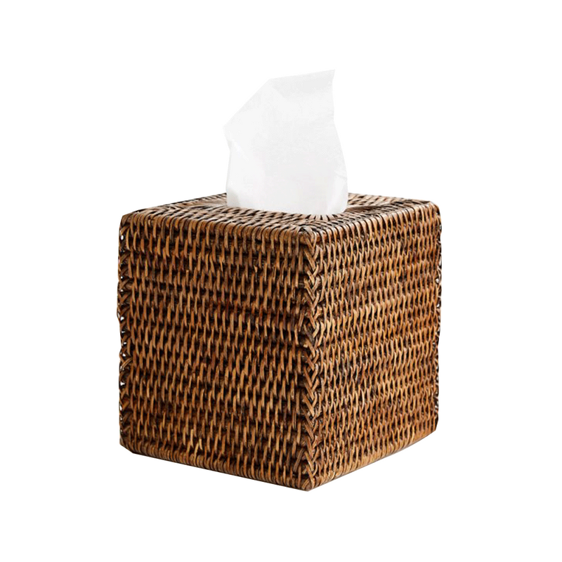 Square Tissue Box Holder