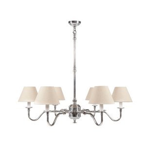Z Prescot 6 Arm Chandelier Base