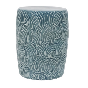 Delray Ceramic Stool