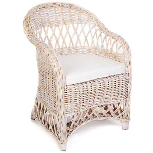 Paris Chair White Wash