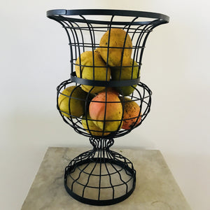 Wire Display Urn