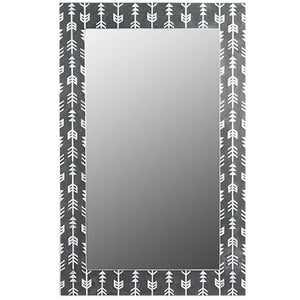 Arrow Mother of Pearl Mirror