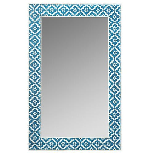 Bone Inlay Mirror - Wallpaper
