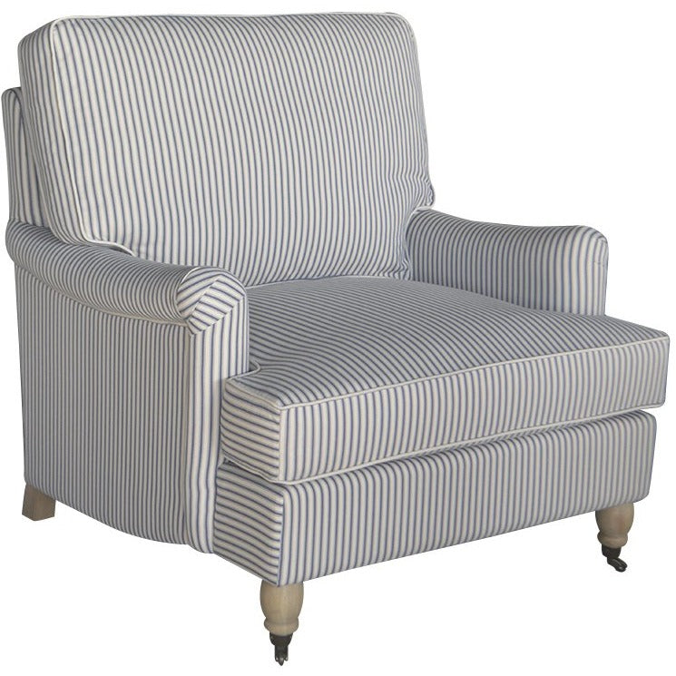 English Rolled Armchair