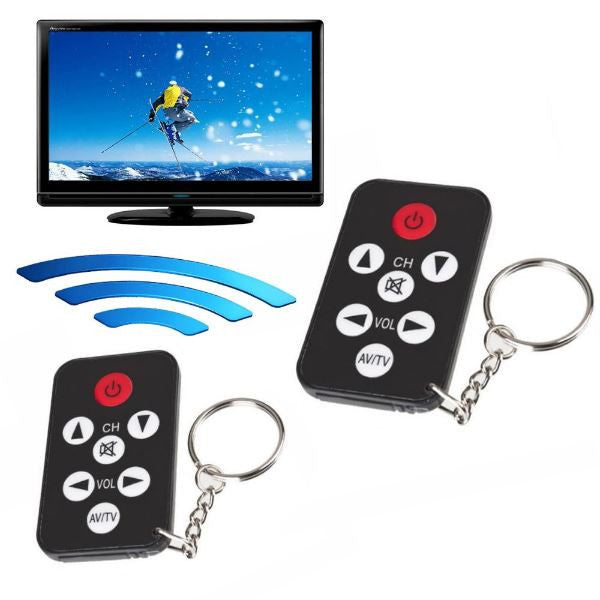 Universal mini remote controller for your TV!