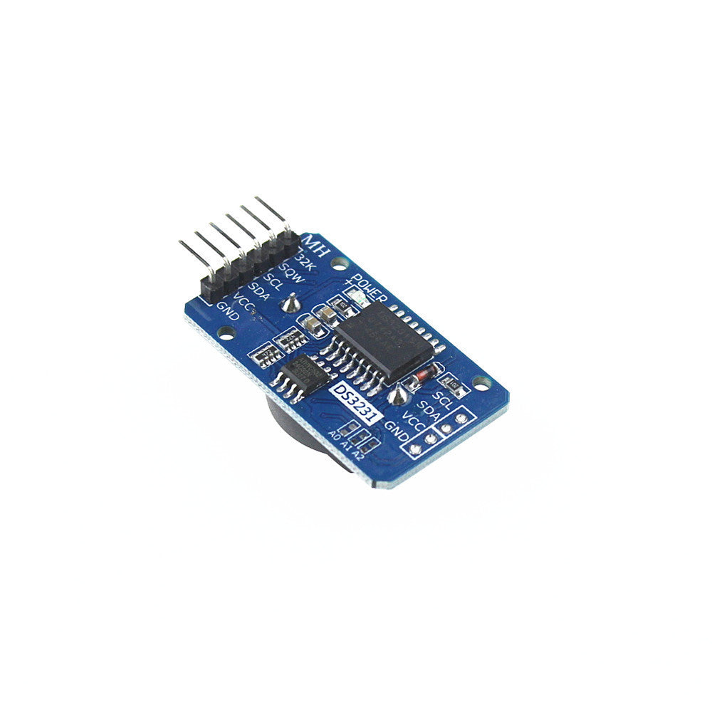DS3231 Precision Real Time Clock Module For Arduino