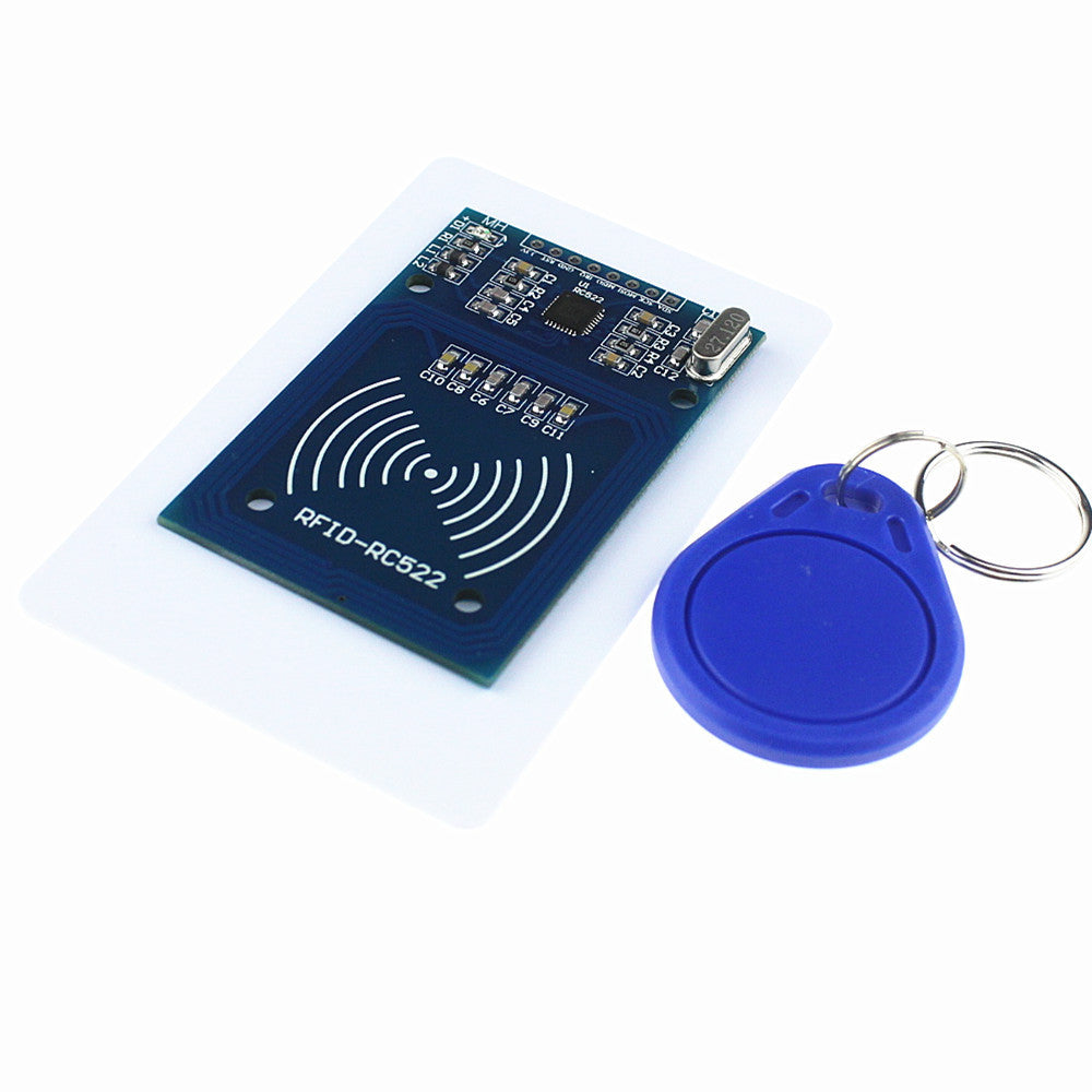 RFID module RC522 for arduino uno