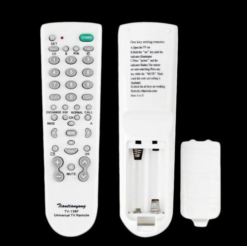 Universal remote controller