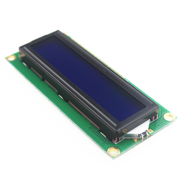 Blue 1602 LCD screen for Arduino