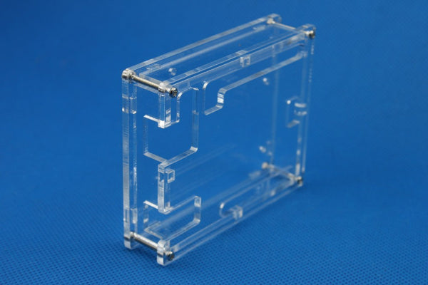 Transparent shell for Arduino UNO