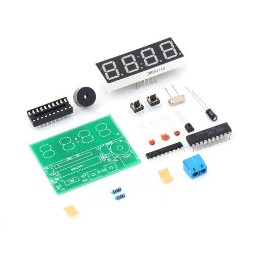 Digital clock kit