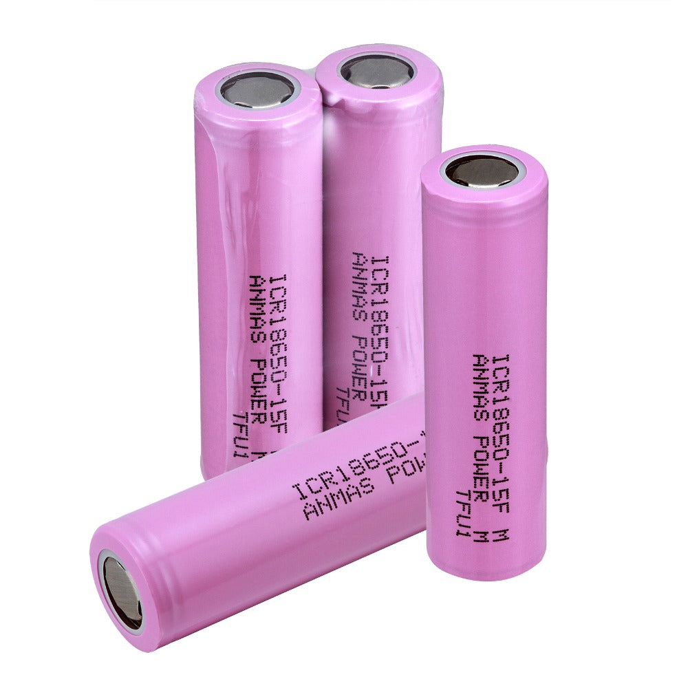 Li-lon Lithium Rechargeable Battery 4pcs