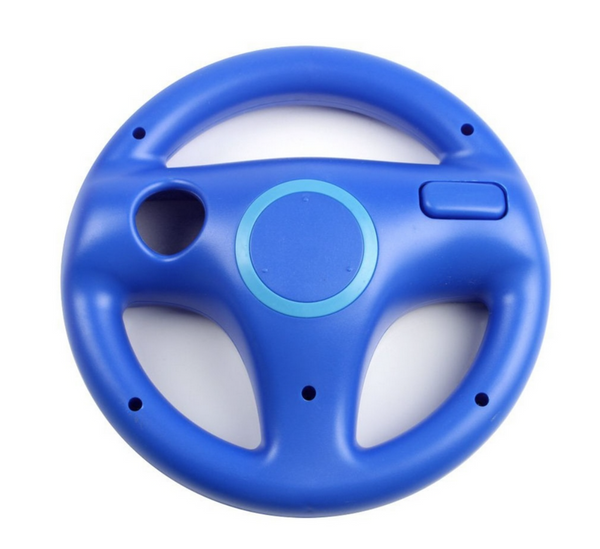 Steering wheel for Wii