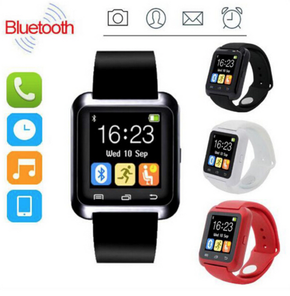 Smartwatch with bluetooth for Android smartphones