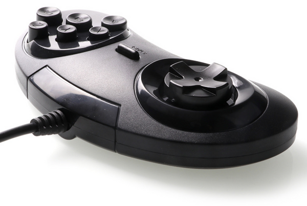 FREE! Mega Drive Gamepad with USB for PC and MAC