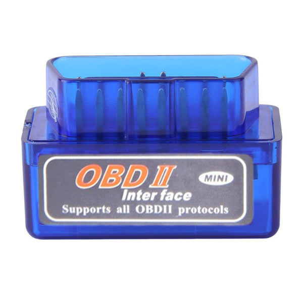 Bluetooth Vehicle Car Diagnostic Tool Auto Scanner OBD2 II