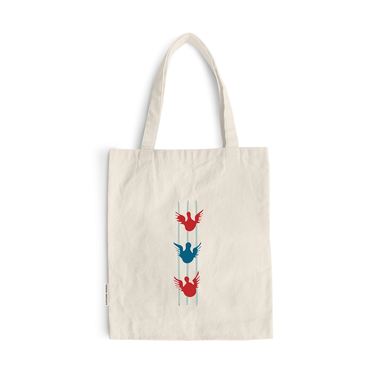 Angelozebi (Angels) Canvas Bag