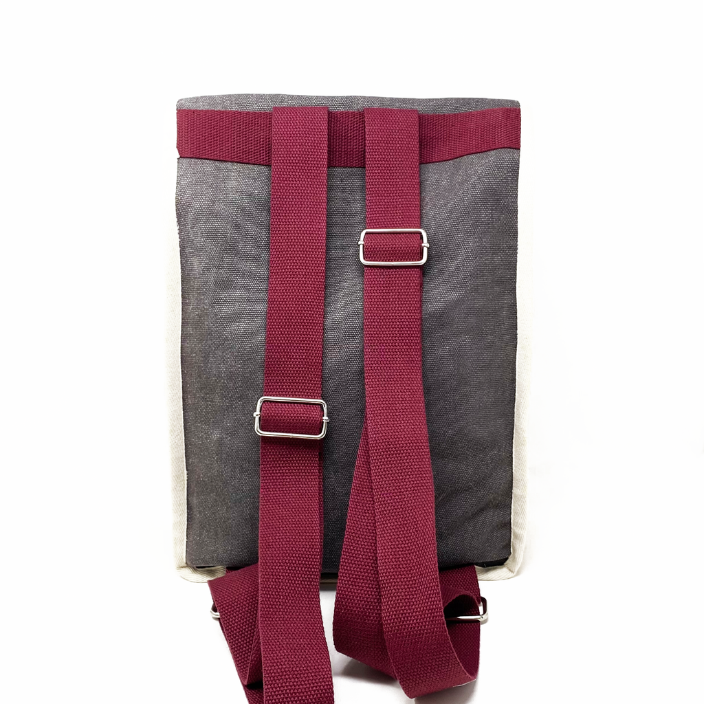 Maroon Oriole Backpack