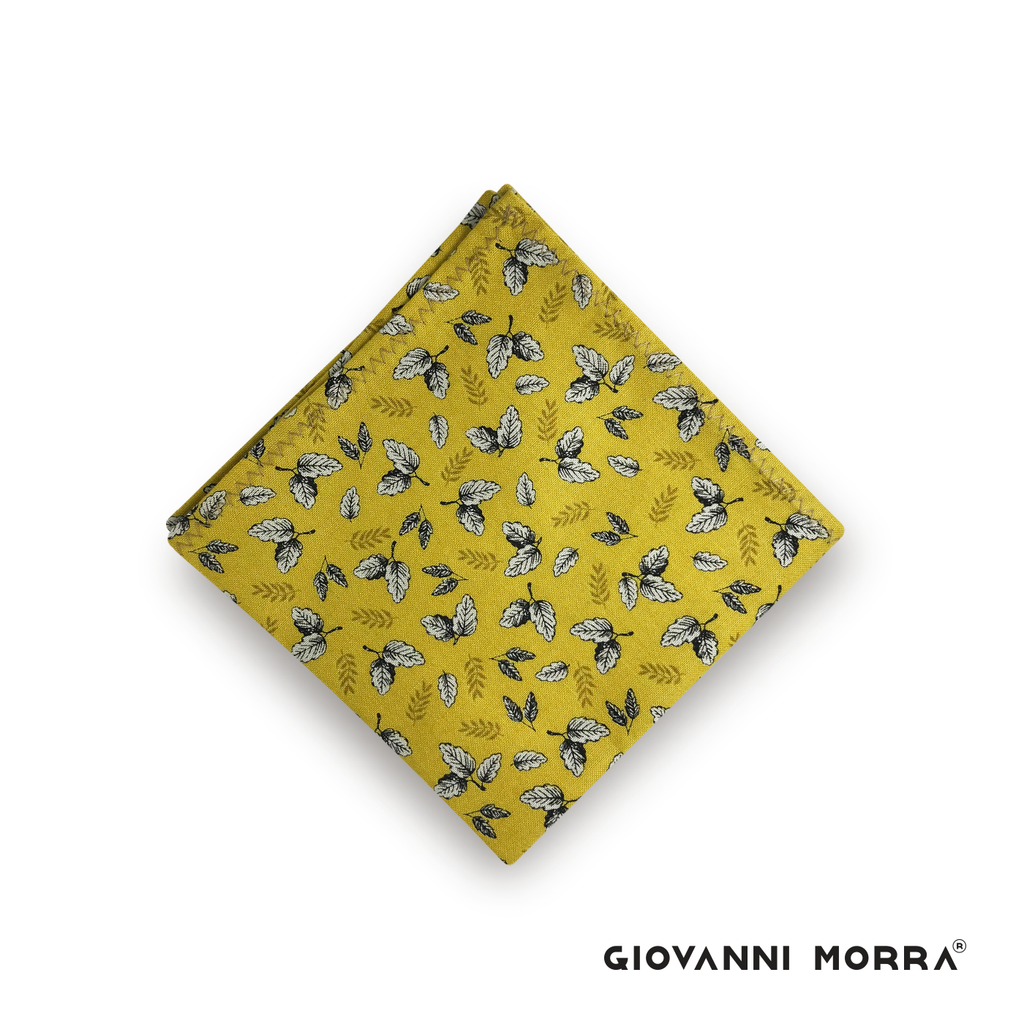 Falling Leaves Pocket Square