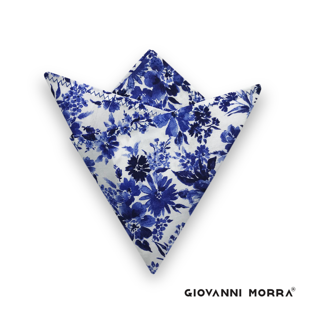 Bluemoon Pocket Square